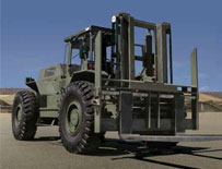 military forklifts